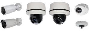 Mini-Domes für den Innenbereich der Serie Sarix® IMP mit Schutzgehäuse BIS ZU 5 MEGAPIXEL, H.264, IR, TAG-/NACHT-IP-DOMES