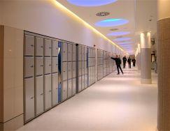 Smart lockers & parcel lockers