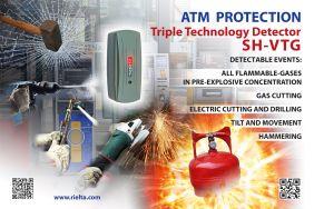 Security burglar alarm and fire alarm equipment