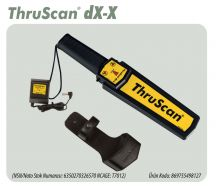 ThruScan® dX-X Hand Held Metal Detector