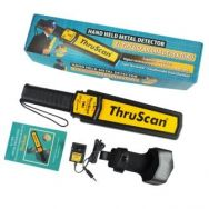 ThruScan®  Hand Held Metal Detector
