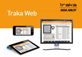 Traka.WEB - Innovative Web-Software für Schlüssel- und Objekt-Management