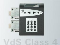 TwinLock® D900 Business | Hochsicherheitsschloss der VdS-Klasse 4