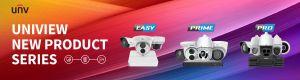 Uniview startet mit drei neue Produktserien für spezifischen branchenanforderungen