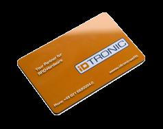 RFID Smartkarten