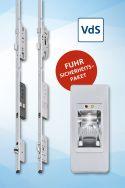 Zertifiziert und anerkannt: VdS – Siegel bestätigt FUHR-Qualität
