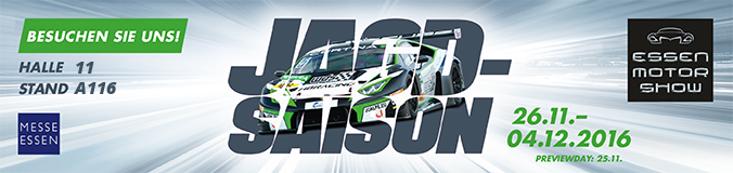 ESSEN MOTOR SHOW Banner
