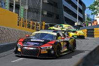 Autogrammstunden mit Rennfahrern der ADAC GT Masters bei ZF Race Engineering