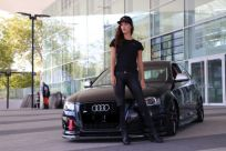 Barracuda Racing Wheels mit neuen Raddesign und dem Top Model Sabrina Doberstein