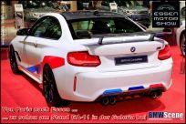 Deutschlandpremiere der BMW Group am BMW SCENE Magazin Stand