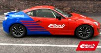 Win a drift ride in the Motorsport Arena with Eibach and Sachs Performance