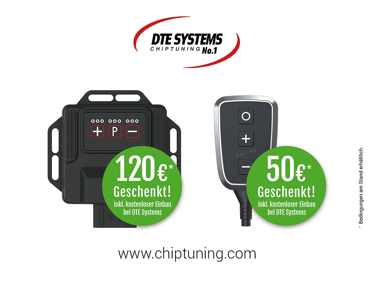 Gaspedaltuning von DTE-Systems PedalBox
