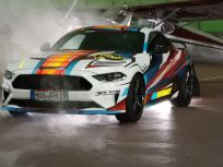 Vorstellung unseres MOC / Fiege Performance Mustang