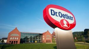 Dr. August Oetker Nahrungsmitt Verkaufsförderung Tiefkühl