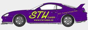 Drift Kenneth Konz powered by STW GmbH Tuning und Ersatzteilhandel