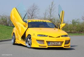 Opel Calibra Martin Wilhelm