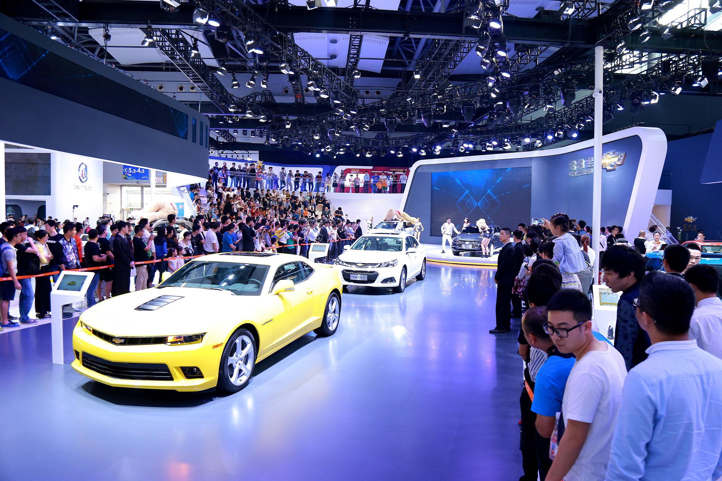 Essen Motor Show is Now Rocking the Middle Kingdom, Too