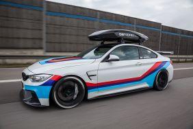 6-Kolben Bremsanlagen für den BMW M4 und BMW M2 plus Upgrade-Kit Live-Montage