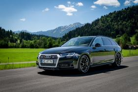 Äußerst sportlich und alles andere als Mittelklasse – der neue Audi A4 von ABT