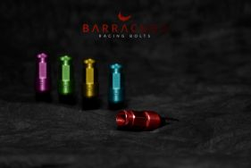 Barracuda Racing Bolts