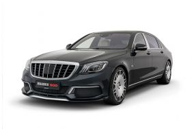 BRABUS 900 based on Maybach S 650