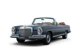 BRABUS Classic 6-star Mercedes-Benz 280 SE 3.5 cabriolet
