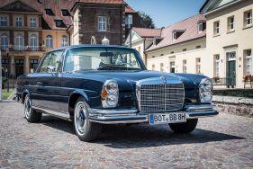 BRABUS Classic 6-star Mercedes-Benz 280 SE 3.5 coupé