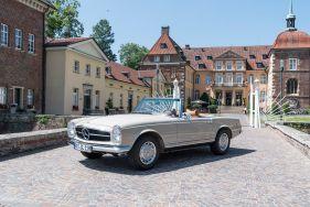 BRABUS Classic 6-star Mercedes-Benz 280 SL Pagoda