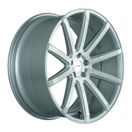 CORSPEED SPORTS WHEEL Deville in silver brushed