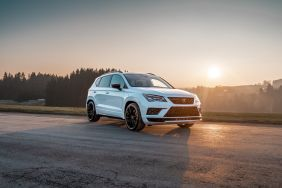 CUPRA Ateca ABT with 350 HP debuts