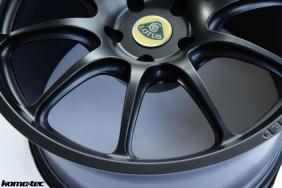 """KT-Forged"" Schmiederad Exige S V6"
