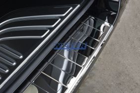 Bumper protection for cars and vans