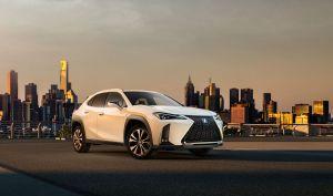 Lexus UX Hybrid - Crossover mit Coupe-Genen
