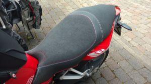 Motorradsitzbänke