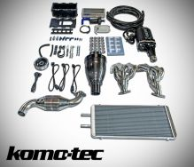 Phase EX460 Leistung ca. +105PS/+80Nm für Exige S V6 / 350