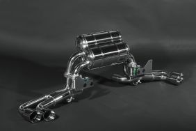 sport exhaust systems from all famous brands