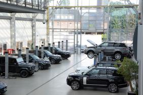 STARTECH bietet exklusive und professionelle Veredelung britischer Automobile