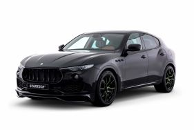 STARTECH veredelt den Maserati Levante