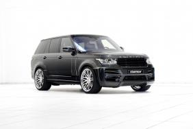 Sportlich-eleganter Designeranzug: STARTECH WIDEBODY für den Range Rover