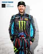 US-Star Ken Block bei Toyo Tires