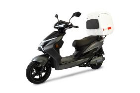VARANEO X1 Delivery E-Scooter 25 km/h