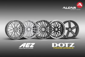 World premiere of DOTZ project car and new designs