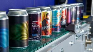 Solucan Sets the Pace for Digital Beverage Can Production in North America