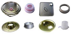 AUTOMATIC MACHINES TO PUT PLASTIC PLUG, METALLIC PLUG, NOZZLE, SCREWS NECK