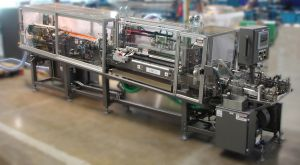 Automatic Can Lid Debagger