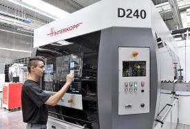 Neu: Digitaldruck Maschine D240