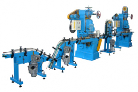 Two-piece can Production line:/canbody production line