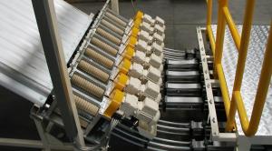 Klinghammer Conveying Systems - Transportanlagen für Aluminium-Getränkedosendeckel