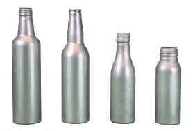 New Trend: Light aluminium drink bottles