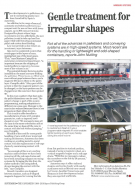 New developments in palletisers for cans